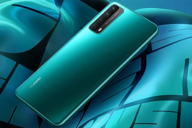 مواصفات الهاتف الجديد من هواوي Huawei P smart 2021 مع المميزات والاسعار