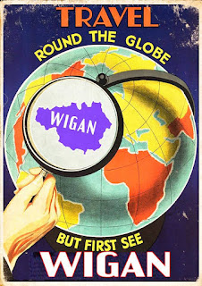Lupine Travel's tour to The People's Republic of Wigan