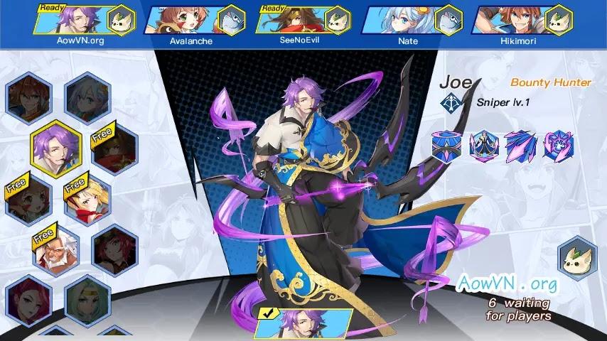 AowVN.org moba anime%2B%252811%2529 - [ HOT ] Moba Anime 2 - Light X Shadow | Android IOS - Game MOBA cực hay , đồ họa đẹp