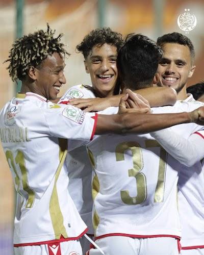 تعرف على تشكيل الوداد المغربي لمواجهة كايزر تشفيز في دوري أبطال أفريقيا