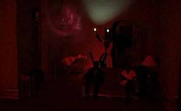 imagen de Rabbits cuando aparece le conejo con luces