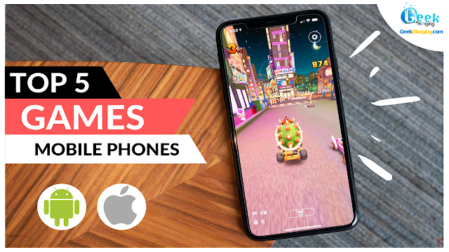 Top 5 Multiplayer Games for Android/IOS [UNDER 50 MB]
