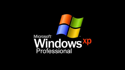 Windows XP Professional x64 Edition Screen