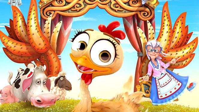 La gallina Turuleca (2020) Web-DL 1080p Castellano