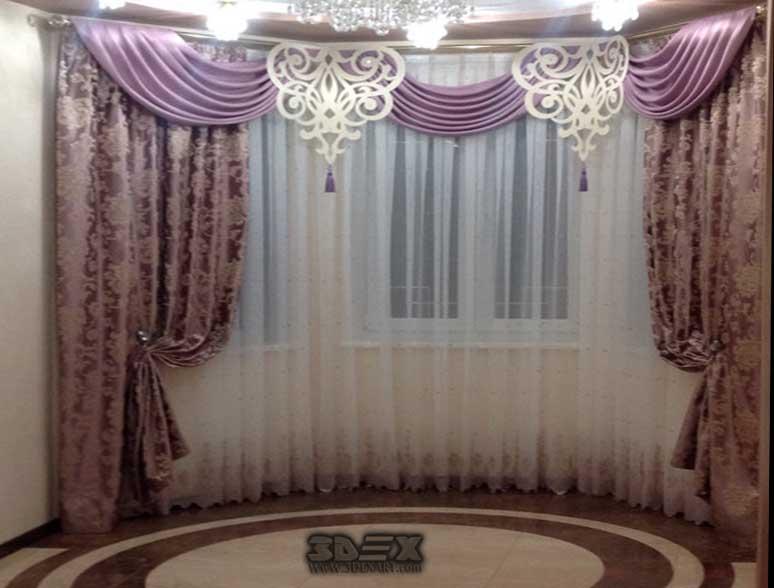 50 Best Bedroom Design Ideas For 2019: Top 50 Curtain Design Ideas For Bedroom Modern Interior
