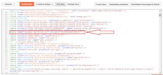 Buka lagi tab verifikasi yandex