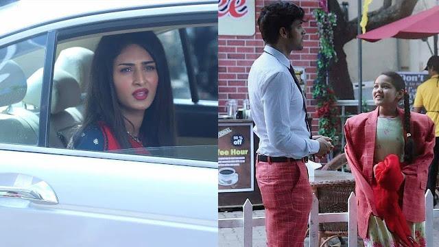 Future Story : Anurag's first encounter with daughter Sneha  in Kasauti Zindagi Ki 2