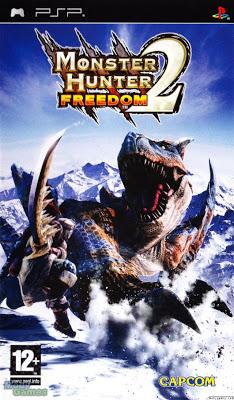 Monster Hunter Freedom 2 ULUS10266 Cheat - Code CWCheat PSP