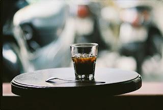 cafe phố, cà phê phố sữa đá