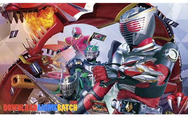 Download Kamen Rider Ryuki Batch Subtitle Indonesia