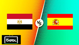 مشاهدة مباراة مصر واسبانيا بث مباشر كورة جول اليوم 22-07-2021 في الألعاب الأولمبية 2020