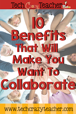 10 Powerful Benefits to Collaborating With Your Peers