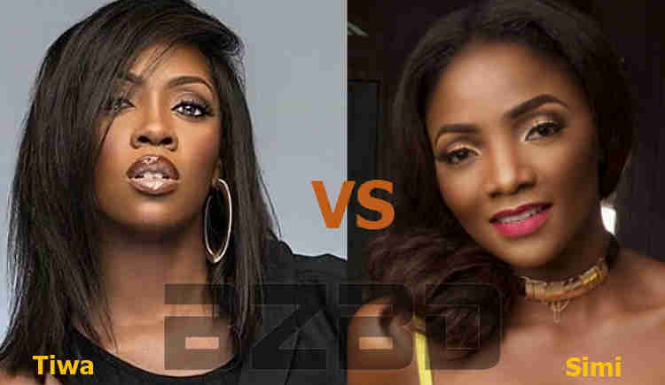 Who Does It Better? Simi vs Tiwa...who's got the best vocals