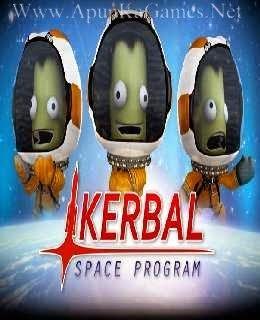 Kerbal Space Program PC Game Free Download Full Version