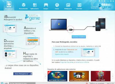 تحميل تطبيق موبوجين مجانا Download Mobogenie free