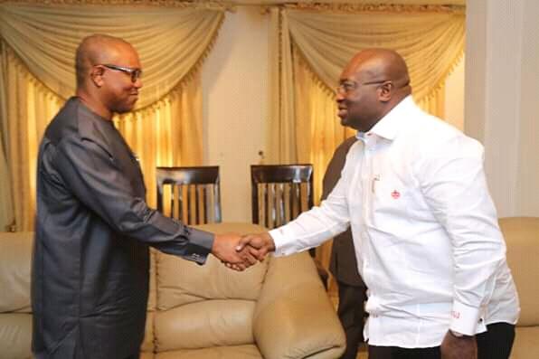 VP slot: S'East PDP leaders not against Obi's nomination - @GovernorIkpeazu