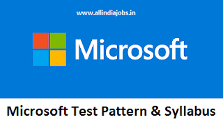 Microsoft Test Pattern