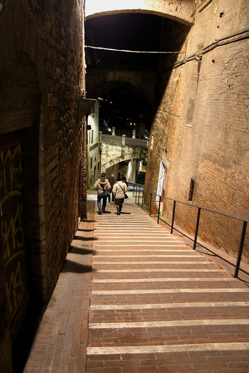 Perugia, city of chocolate, Eurochocolate, Hotel Quattrotorri