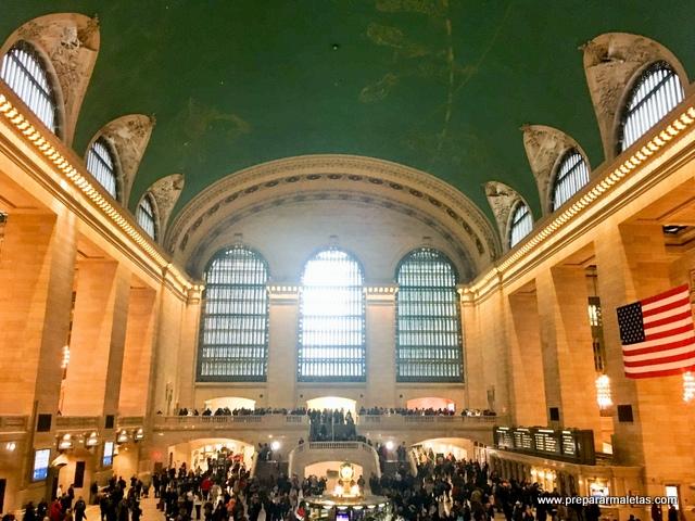 Estación central de Nueva York, de película