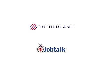 Sutherland Internship | HR Intern - Alexandria