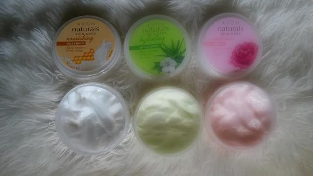 milk & honey, avon naturals, skincare, koža, njega, lice, krema, moisturizer, review, recenzija, hidratirajuće