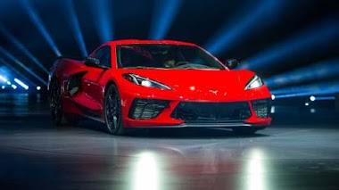 2020 Corvette Sold At Record Price