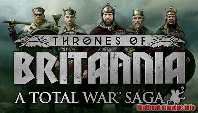 Download Game Total War Saga: Thrones of Britannia Full Crack