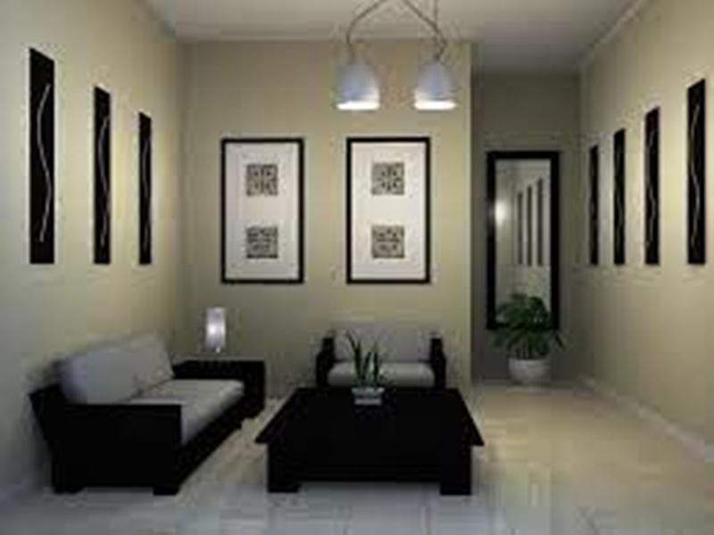 Contoh Lampu Gantung Ruang Tamu Minimalis