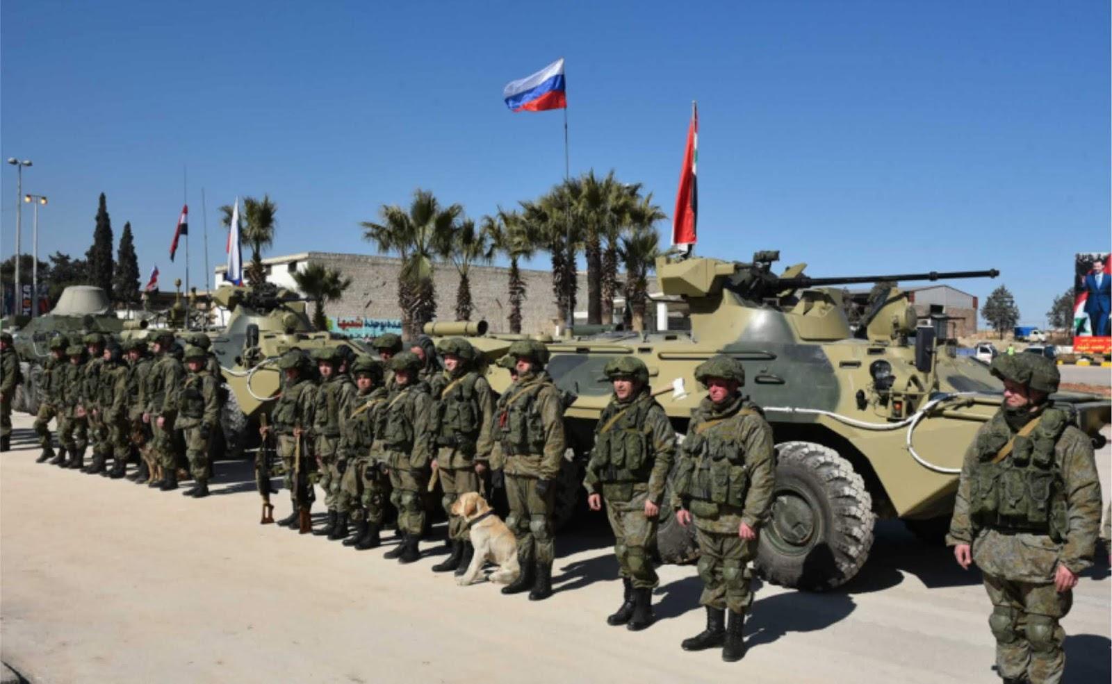 Kepentingan Vladimir Putin membatasi kemampuan IDF
