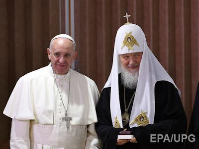 Євстратій (Зоря) проаналізував Спільну декларацію, яку 12 лютого на Кубі підписали Папа Франциск та Патріарх РПЦ Кирил