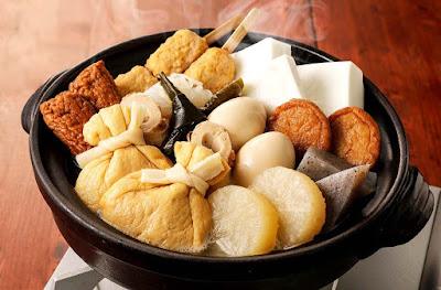 Kuliner Oden Di Jepang
