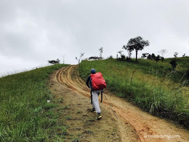 Trekking%2BTa%2BNang%2BPhan%2BDung%2B6 - Cung đường trekking Tà Năng - Phan Dũng ngày trở lại, mùa mưa 2016