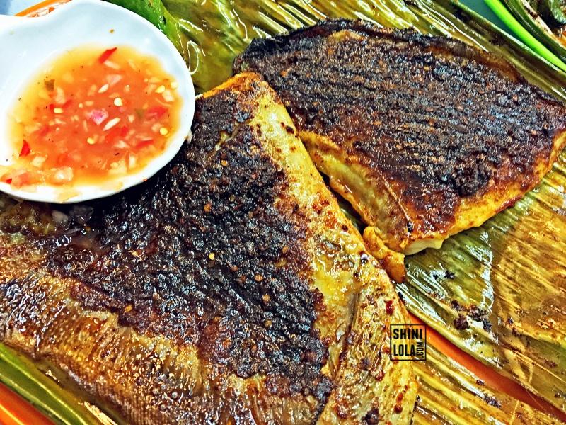 MEI GUI SEA FOOD 玫瑰海鲜园 - 烧鱼