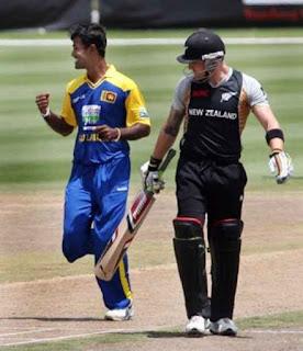 New Zealand vs Sri Lanka 2nd T20I 2010 Highlights