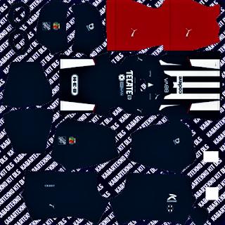 Rayados Monterrey Home Kits 21/22