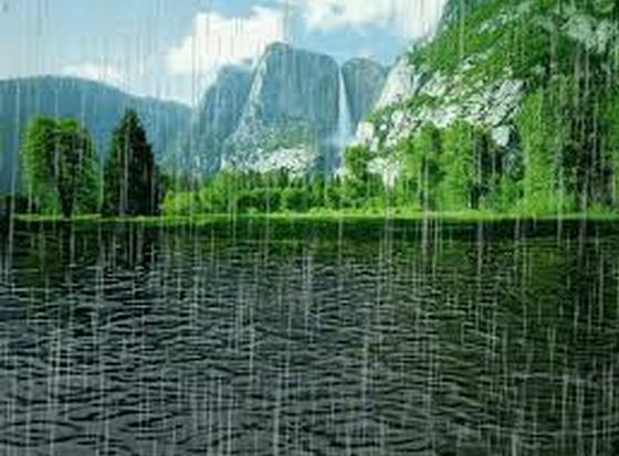 air hujan