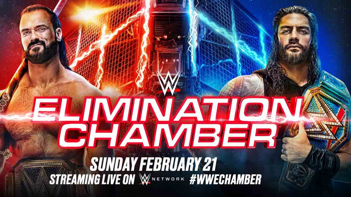 WWE Elimination Chamber 2021 Preview & Predictions