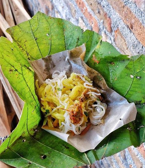 10 Kuliner Makanan Khas Bantul, Yogyakarta - Mie Pentil