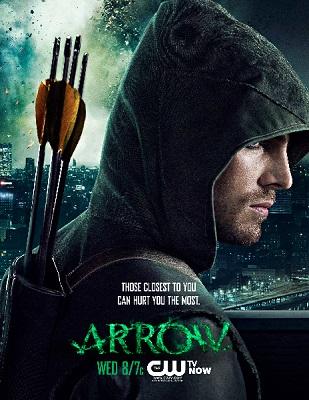 Arrow Season 5 Episode 13 Spectre of the Gun February 15, 2017