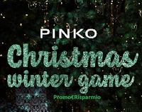 """Concorso """" Pinko Christmas"""" : vinci gratis coupon Pinko fino a 409,84 euro o, con acquisto Agende Moleskine e premi Love Message"""