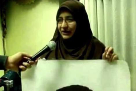 """حملة لإطلاق سراح """"سيدة الاختفاء القسري"""" بمصر"""