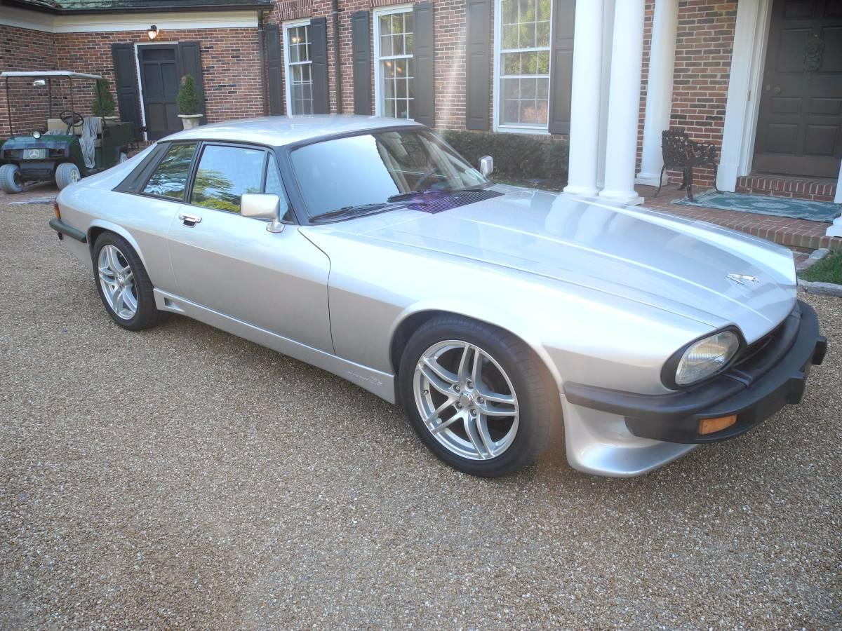 Daily Turismo: Jaguaint: 1980 Jaguar XJS with LT1 V8 6-Speed