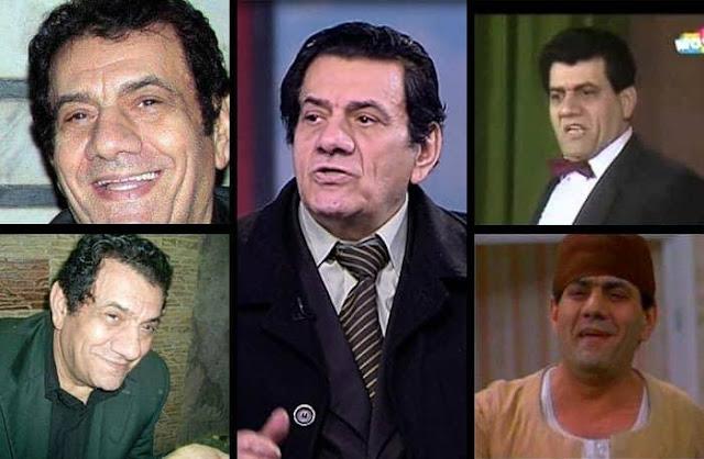"""مظهر أبو النجا """" عاشق المسرح ومُضحك الزعيم وياحلاوة"""