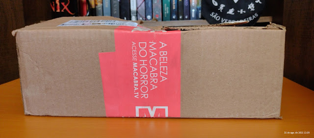 [Unboxing] Livros da Darkside Books
