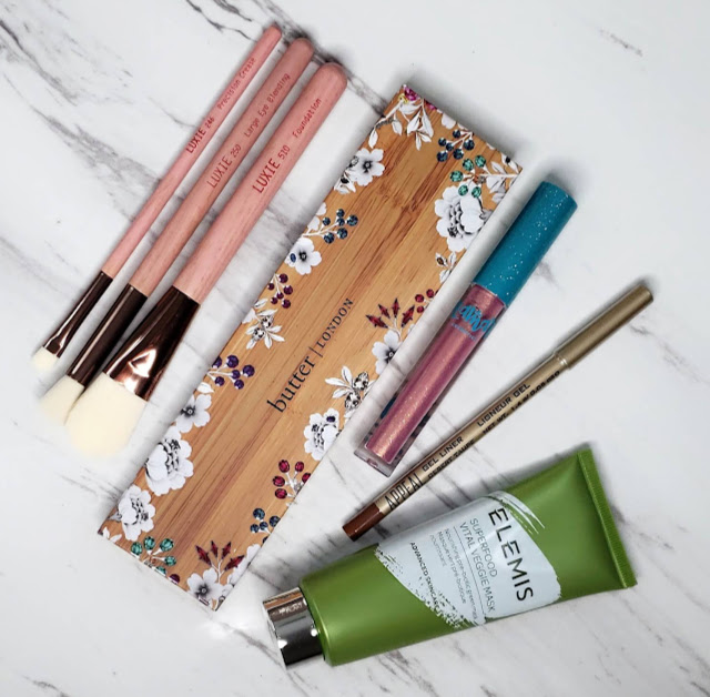 Review: BoxyCharm July 2019