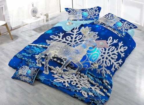 http://www.beddinginn.com/product/Reindeer-Snowflake-Print-Blue-4-Piece-Christmas-Duvet-Cover-Sets-11473939.html