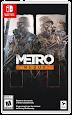 Metro Redux está chegando ao Nintendo Switch