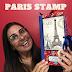 PARIS STAMP - VINTAGE JOURNAL