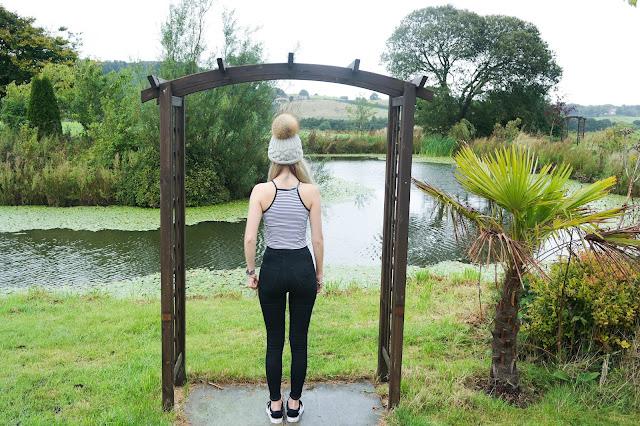 ox pasture hall garden pond