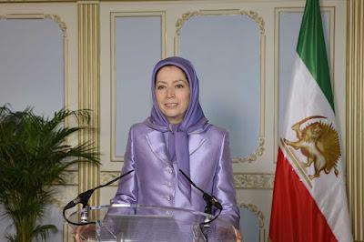 رسالة مريم رجوي الموجهة لمظاهرة الإيرانيين في نيويورك للاحتجاج على تواجد موفد الفاشية الدينية إلى الأمم المتحدة